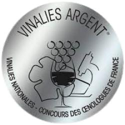 Vinalies Nationales 2021 : Médaille d'argent pour notre Chablis 2018